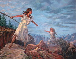 Lead Thou Me On