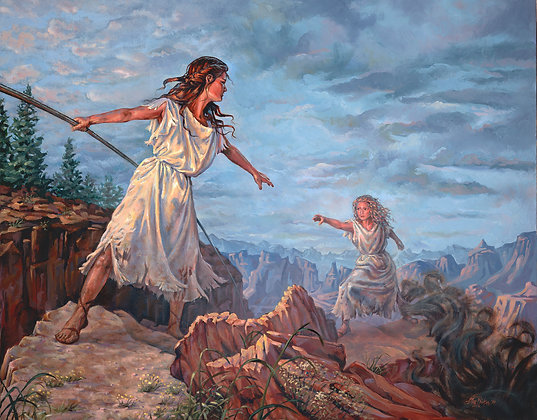"""""""Lead Thou Me On"""""""