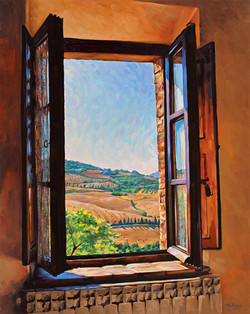 Momma's Tuscan View