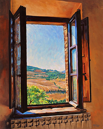 NEW! - Momma's Tuscan View