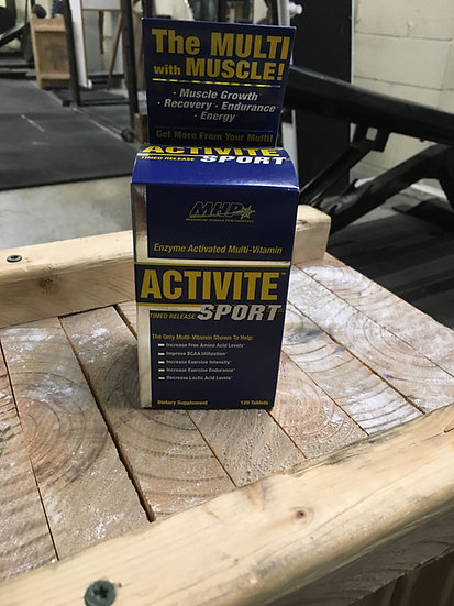 Activite Multi-Vitamin
