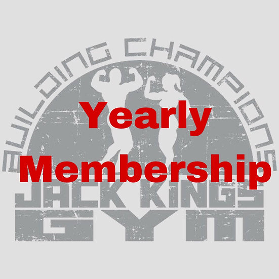 Yearly Membership Renewal