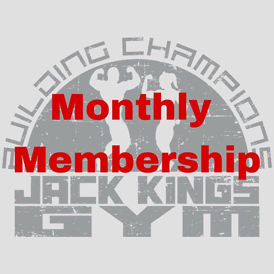 Monthly Membership Renewal