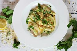 Parmesan and Rocket Pasta