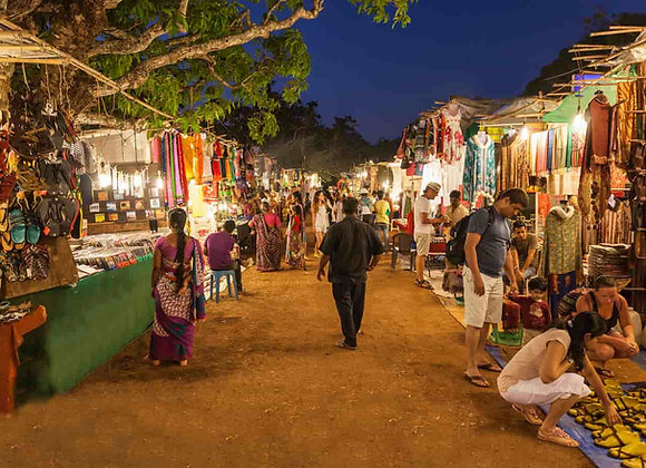 Goa Budget Holiday with Shopping Tour