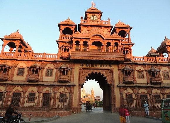 Gujarat Piligrim with Bhavnagar  Palitana & Gondal