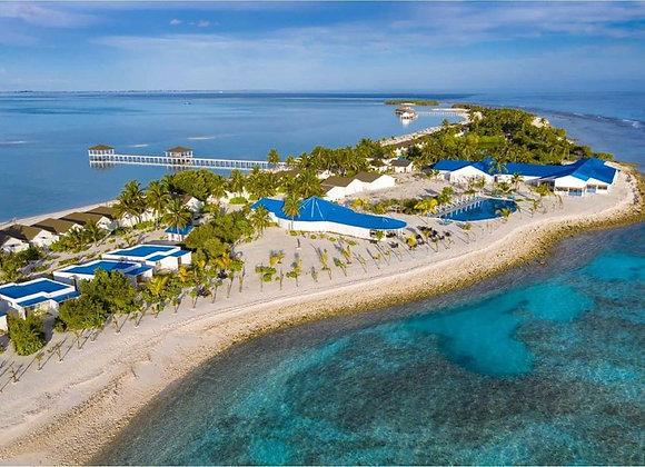 South Palm Resort 4 Nights in Beach Villa