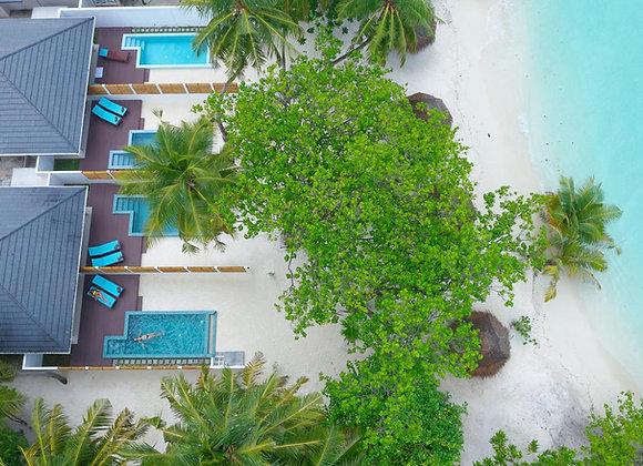Sun Island Resort 3 Nights in Beach Pool Villa