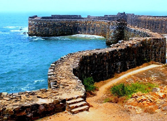 Goa with Scenic Town of Sawantwadi