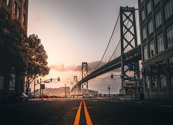 San Francisco with Los Angeles and Las Vegas
