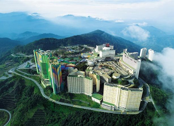 Malaysia with Genting Highlands