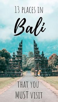 Bali Offer