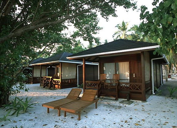 Royal Island Resort & Spa 2 Nights in Beach villa