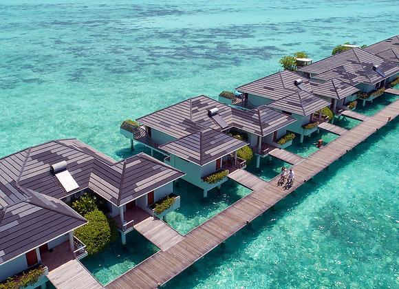 Sun Island Resort 3 Nights in Sun Villa