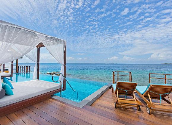 Furaveri Resort 3 Nights in Beach Villa