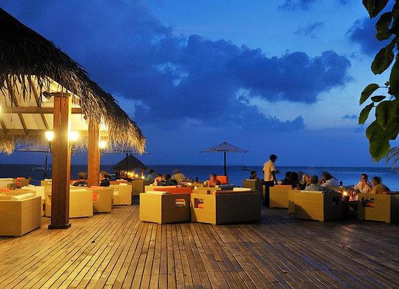 Eriyadu Island Resort 4 Nights in Sea View Sky Room