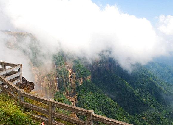 Premium Honeymoon to Shillong