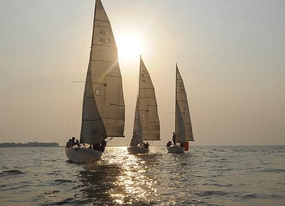 Goa Budget Holiday with Aquasail 360° Sailing - Bambolim