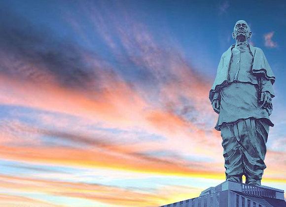 Historical Baroda(Vadodara) & Statue of Unity
