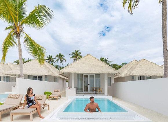 Sun Siyam Olhuveli Maldives 3 Nights in Grand Beach Suite with Pool