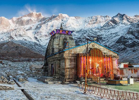Religious Short trip to Badrinath