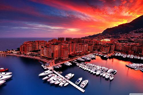 Amazing Monaco (4N/5D)