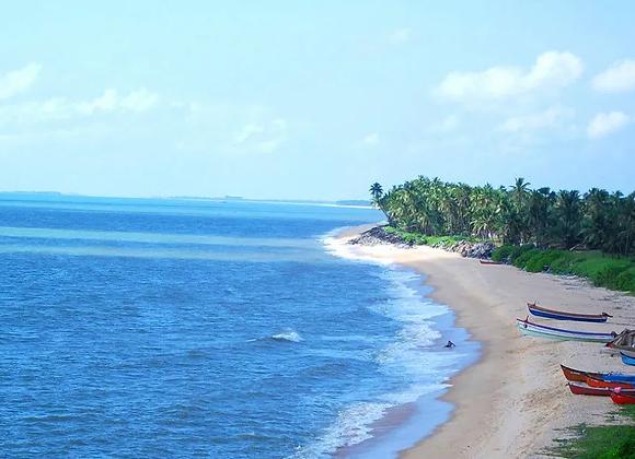 Goa with Tarkarli & Malvan