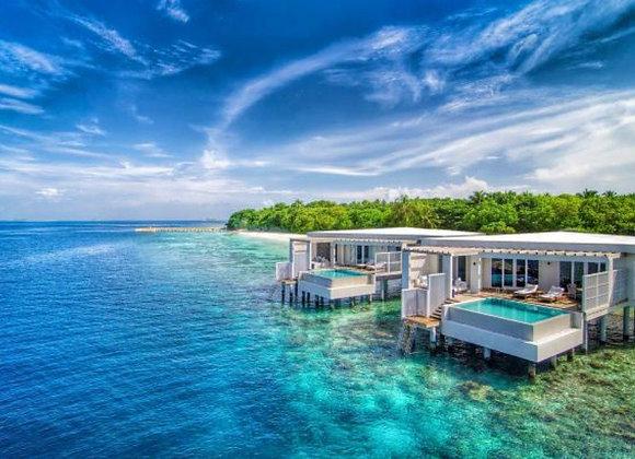 Sun Island Resort 2 Nights in Water Bungalow