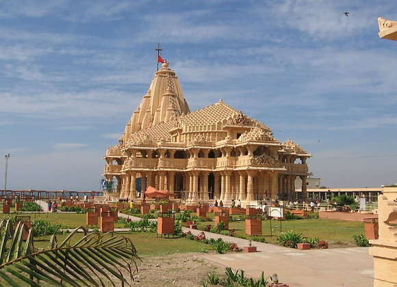 Short trip to Ahmedabad with Ambaji
