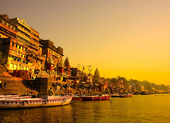 Haridwar And Kashi Tour (6N/7D)