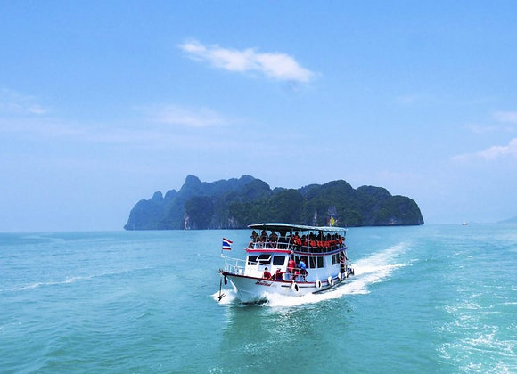 Goa Budget Holiday with Grande Island Boat Tour