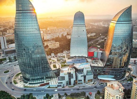 Azerbaijan with Baku-Premium Holiday