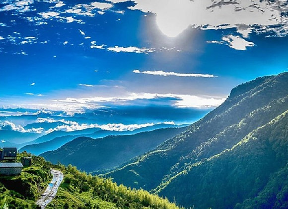 Darjeeling & Gangtok with Pelling