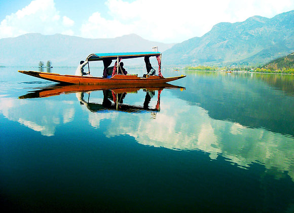 Paradise on Earth Kashmir