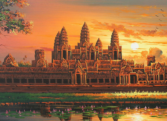 Cambodia with Phnom Penh & Siem Reap