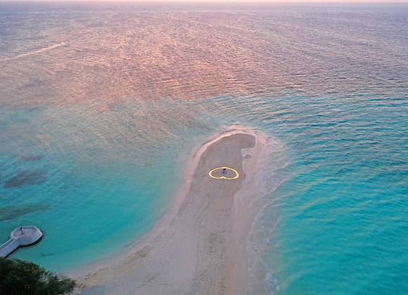 Eriyadu Island Resort 3N in Deluxe Beach Villa & 2N in Sea View Sky Room