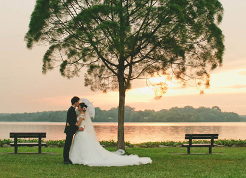 Singapore N Bali Honeymoon Special