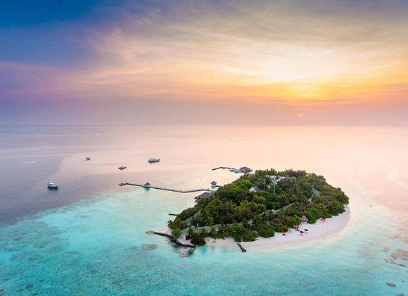 Eriyadu Island Resort 3 Nights in Sea View Sky Room
