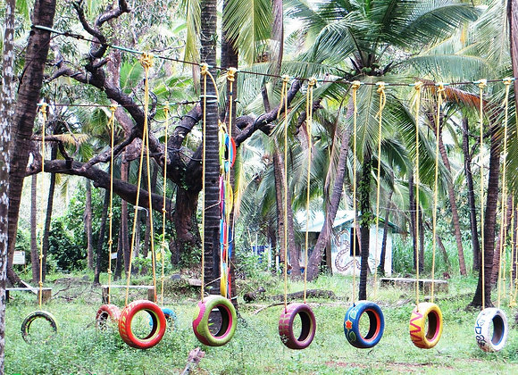 Goa Budget Holiday with Nagesh Love Forest