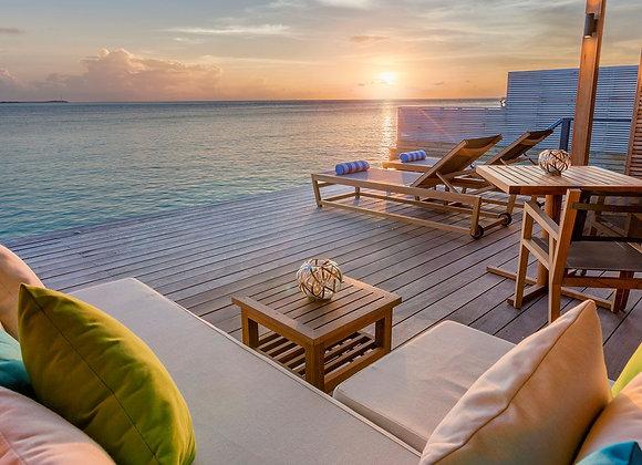 HOLIDAY INN RESORT KANDOOMA MALDIVES-4star