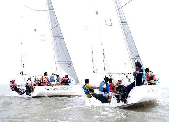 Goa Super Saver Holiday with Aquasail 360° Sailing - Bambolim