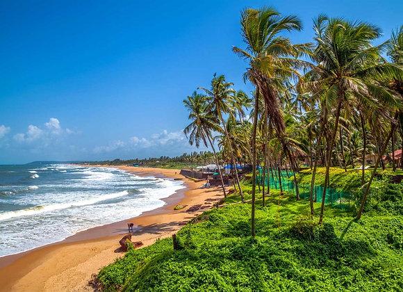 Goa With Grande Island Boat Tour