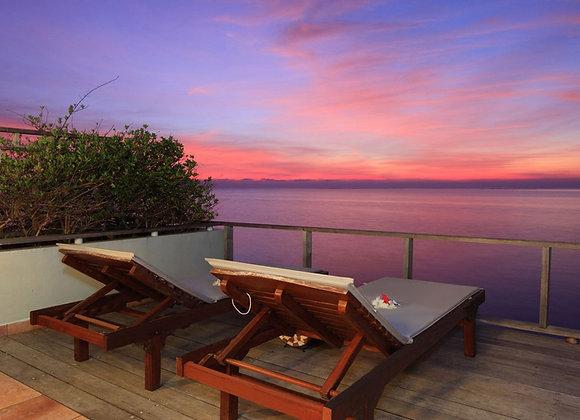 Sun Island Resort 2 Nights in Sunset Beach Villa