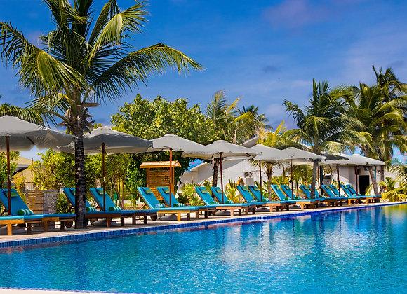 South Palm Resort 4 Nights in Palm Villa