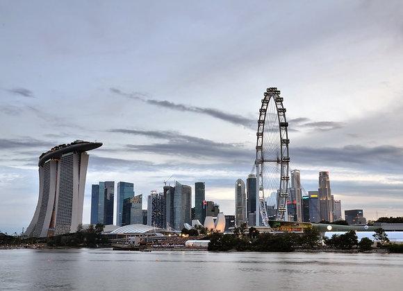 Charming Singapore