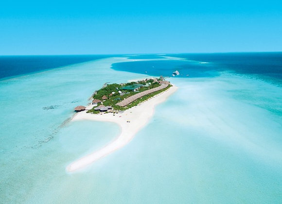 CENTARA RAS FUSHI RESORT & SPA -4star