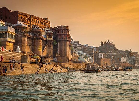 Varanasi with Allahabad