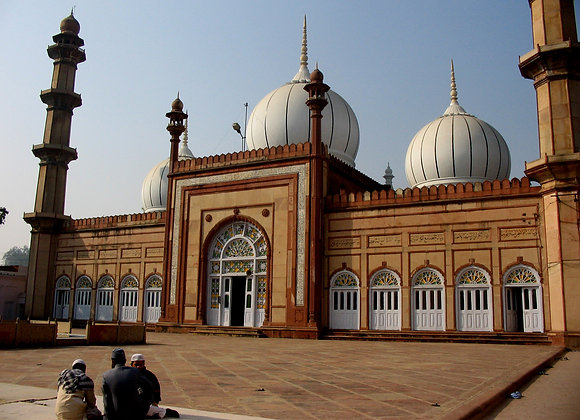 Delhi Noida with Aligarh