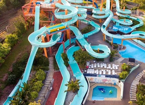Premium Goa with Splashdown Waterpark