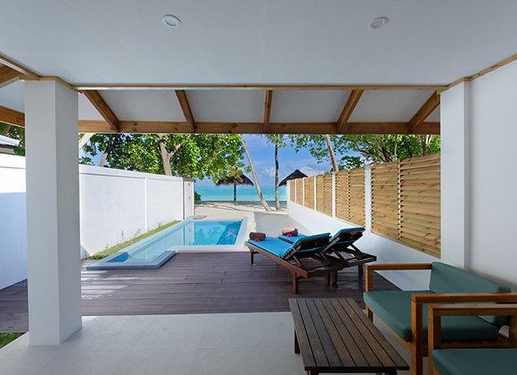 Sun Island Resort 2 Nights in Beach Pool Villa